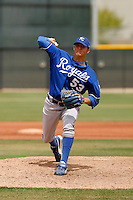 Mike Lehmann  -  Kansas City Royals - 2009 extended spring training.Photo by:  Bill Mitchell/Four Seam Images