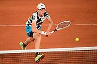 27th September 2020, Roland Garros, Paris, France; French Open tennis, Roland Garros 2020; Jannik Sinner (ita)