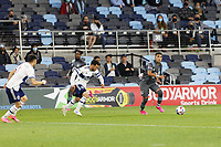 SAINT PAUL, MN - MAY 12: Emanuel Reynoso #10 of Minnesota United FC during a game between Vancouver Whitecaps and Minnesota United FC at Allianz Field on May 12, 2021 in Saint Paul, Minnesota.