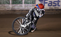 Edward Kennett of Lakeside Hammers - Lakeside Hammers v Rico's All Stars, The Rico Spring Classic at the Arena Essex Raceway, Pufleet - 20/03/15 - MANDATORY CREDIT: Rob Newell/TGSPHOTO - Self billing applies where appropriate - 0845 094 6026 - contact@tgsphoto.co.uk - NO UNPAID USE