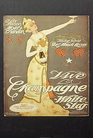 Europe/France/Champagne-Ardenne/51/Marne/Epernay: Musée municipal - Moet et Chandon
