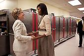 DNC Michelle meets Hillary 2008