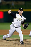 Mike DeMark - San Antonio Missions.2009 Texas League All-Star game held at Dr. Pepper Ballpark, Frisco, TX - 07/01/2009. The game was won by the North Division, 2-1..Photo by:  Bill Mitchell/Four Seam Images