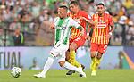 Atlético Nacional venció 2-0 a Deportivo Pereira. Fecha 1 Liga BetPlay I-2020.