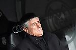 FC Barcelona's coach Quique Setien during La Liga match. March 1,2020. (ALTERPHOTOS/Acero)
