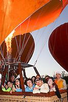 20151206 06 December Hot Air Balloon Cairns