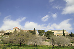Israel, the Church of the Transfiguration on Mount Tabor