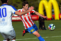 170805 Chatham Cup Football - Western Suburbs v Bay Olympic