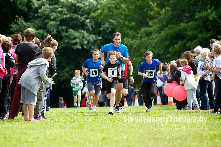 Pix: Shaun Flannery/shaunflanneryphotography.com...COPYRIGHT PICTURE>>SHAUN FLANNERY>01302-570814>>07778315553>>..24th June 2012..Sprotbrough 6.5 KM Run & Family Gala..Martin Smithurst