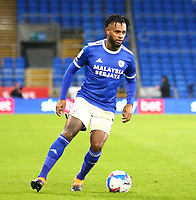 26th December 2020; Cardiff City Stadium, Cardiff, Glamorgan, Wales; English Football League Championship Football, Cardiff City versus Brentford; Leandro Bacuna of Cardiff City