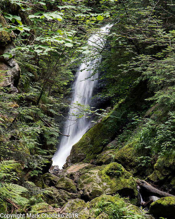 Waterfall in the Black Forest, Germany