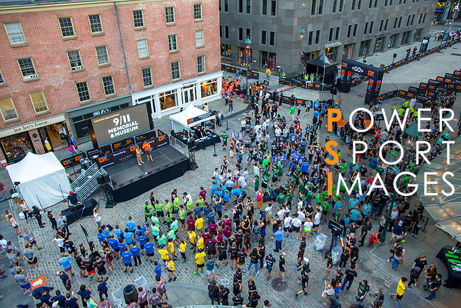 The Extra Mile 2018 - Race village before the New York race on 3 May 2018, in New York, USA. Photo by Fernando Alonso/ Power Sport Images