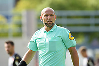 19th September  2021; Angers, Pays de la Loire, France; French League 1 football Angers versus Nantes;  Benoit Millot  game referee