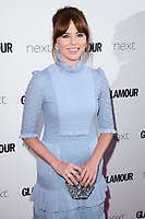 Ophelia Lovibond<br /> at the Glamour Women of the Year Awards 2017, Berkeley Square, London. <br /> <br /> <br /> ©Ash Knotek  D3274  06/06/2017