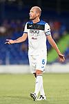 Atalanta BC's Andrea Masiello during friendly match. August 10,2019. (ALTERPHOTOS/Acero)