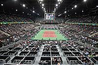 2011-02-08, Tennis, Rotterdam, ABNAMROWTT,   Overzichten Ahoy.