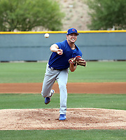 Erich Uelmen - Chicago Cubs 2019 extended spring training (Bill Mitchell)