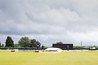 The Covers remain firmly in place during Middlesex vs Hampshire Hawks, Royal London One-Day Cup Cricket at Radlett Cricket Club on 30th July 2021