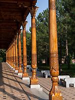 Gedenkstätte für gefallene Soldaten, Taschkent, Usbekistan, Asien<br /> Memorial for kolled soldiers, Tashkent, Uzbekistan, Asia