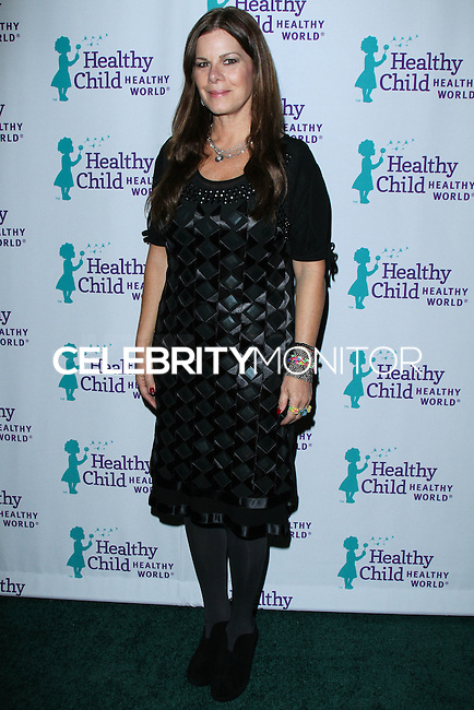 PACIFIC PALISADES, CA - NOVEMBER 06: Marcia Gay Harden at Healthy Child Healthy World's Mom On A Mission Awards & Gala on November 6, 2013 in Pacific Palisades, California. (Photo by David Acosta/Celebrity Monitor)