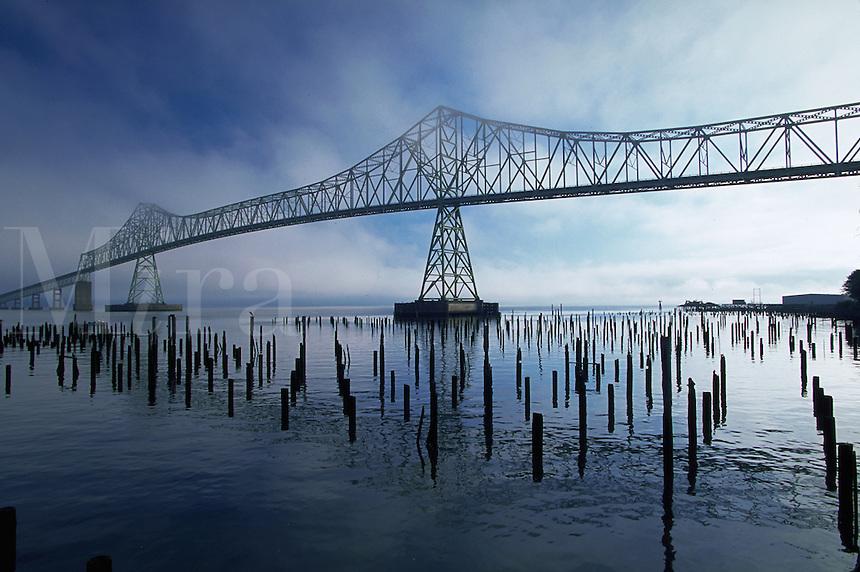 Bridge over the Columbia River, Astoria, Oregon
