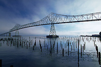 Bridge over the Columbia River, Astoria, Oregon