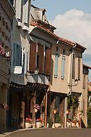 Europe/France/Midi-Pyrénées/32/Gers/Lupiac: Le village de d'Artagnan