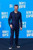 The actor Leonardo Sbaraglia  attends the photocall of the movie 'Dolor y gloria' in Villa Magna Hotel, Madrid 12th March 2019. (ALTERPHOTOS/Alconada) /NortePhoto.con NORTEPHOTOMEXICO