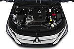 Car Stock 2020 Mitsubishi L200 Intense-Edition-One 4 Door Pick-up Engine  high angle detail view