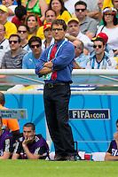 Russia manager Fabio Capello
