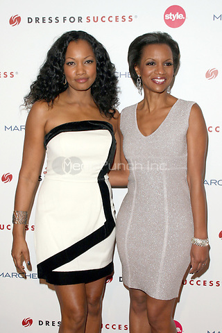 Garcelle Beauvais and Salaam Coleman Smith at the 3rd Annual Give & Get Fete benefiting Dress For Success Worldwide-West at The London Hotel on November 7, 2011 in West Hollywood, California. © mpi21 / MediaPunch Inc.