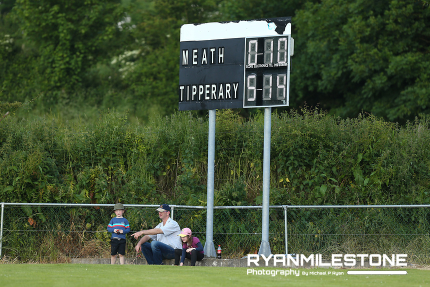 General View during the Liberty Insurance All Ireland Senior Camogie Championship Round 1 between Tipperary and Meath at the Ragg, Co Tipperary. Photo By Michael P Ryan.