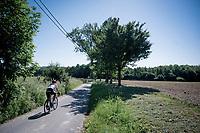 Kluisbergen Zulzeke<br /> <br /> cycling hotspots & impressions in the Vlaamse Ardennen (Flemish Ardennes) <br /> <br /> Cycling In Flanders <br /> Flanders Tourist Board<br /> <br /> ©kramon