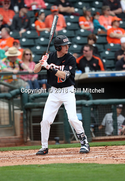 Michael Gretler - 2018 - Oregon State Beavers (Bill Mitchell)