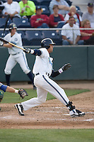 August 4, 2009: Everett AquaSox's Matthew Cerione at-bat during a Northwest League game against the Boise Hawks at Everett Memorial Stadium in Everett, Washington.