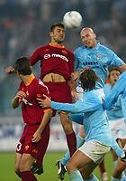 Jaap Stam Lazio<br /> Calcio 2002/2003<br /> Foto Andrea Staccioli/Insidefoto