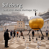 Salzburg World Heritage City Pictures, Images, Photos. Austria