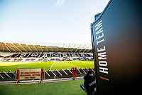 Home Team details <br /> Re: Behind the Scenes Photographs at the Liberty Stadium ahead of and during the Premier League match between Swansea City and Bournemouth at the Liberty Stadium, Swansea, Wales, UK. Saturday 25 November 2017