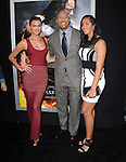 Irina Shayk, Dwayne Johnson and his daughter attends The Paramount Pictures L.A. Premiere of Hercules held at The TCL Chinese Theatre in Hollywood, California on July 23,2014                                                                               © 2014 Hollywood Press Agency
