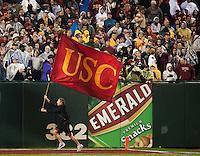 SAN FRANCISCO, CA--8th annual Emerald Bowl at AT&T Park in San Francisco. SATURDAY, DECEMBER 26, 2009.