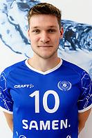 LEEK - Volleybal, Presentatie Lycurgus , seizoen 2021-2022, 01-09-2021 ,  Lycurgus speler Maarten Bartels