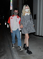 Dylan Minnette and Lydia Night Spotted At Catch In Hollywood
