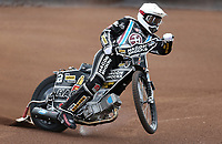 George Hunter of Lakeside Hammers<br /> <br /> Photographer Rob Newell/CameraSport<br /> <br /> National League Speedway - Lakeside Hammers Press Day - Thursday 13th April 2017 - The Arena Essex Raceway - Thurrock, Essex<br /> © CameraSport - 43 Linden Ave. Countesthorpe. Leicester. England. LE8 5PG - Tel: +44 (0) 116 277 4147 - admin@camerasport.com - www.camerasport.com