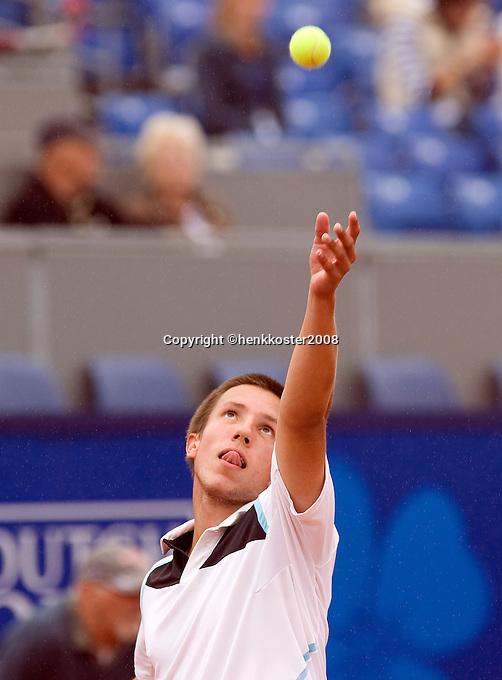 15-7-08, Amersfoort, Tennis, Dutch Open,  Igor Sijsling