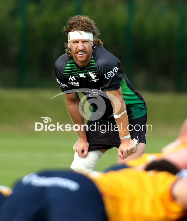 Friday 24th September 2021<br /> <br /> Ben O'Donnell during the Development Interprovincial A game Connacht A and Ulster A at the IRFU High Performance Centre, Dublin, Ireland. Photo by John Dickson/Dicksondigital