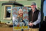 Sean Brosnan St Annes Road Killarney who celebrated his 70th birthday last week
