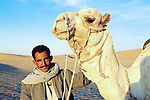 Mohammed's father was among the last of countless generations of traders who took camel trains across the desert to Chad to obtain salt to trade. The journey took a month each way.