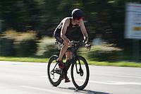 Markus Zuber auf dem Rad - Mörfelden-Walldorf 18.07.2021: MoeWathlon