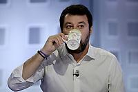 Matteo Salvini a L'Aria che tira