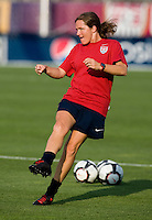 Hege Riise . The USWNT defeated Sweden, 3-0.